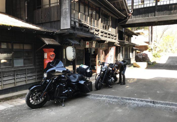 法師温泉 長寿館 へ行ってきました。