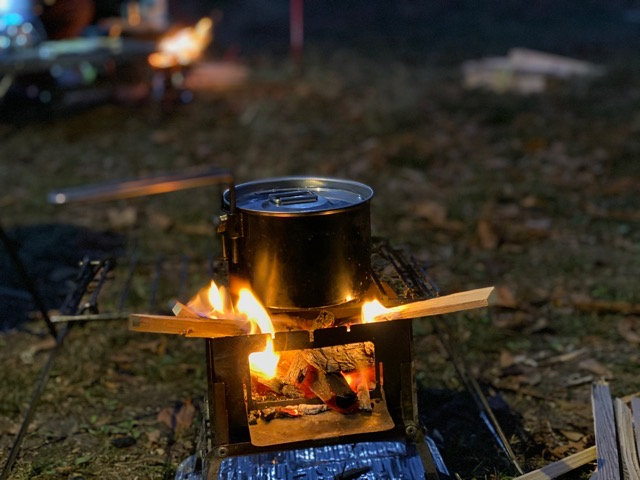 焚き火を正しく楽しむには、ここに注意!!