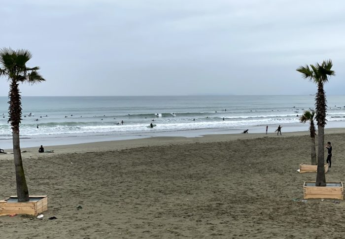 本当は教えたくない混雑したポイントでサーフィンを楽しむ方法