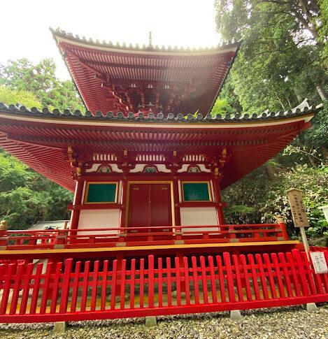 宝山寺ツーリング